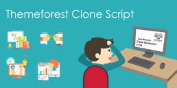 Themeforest Clone Script