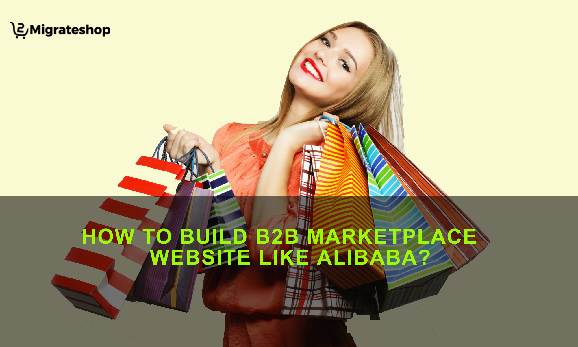 How To Build B2B Marketplace website Like Alibaba?