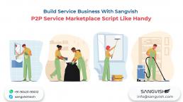 P2P Service Marketplace Script