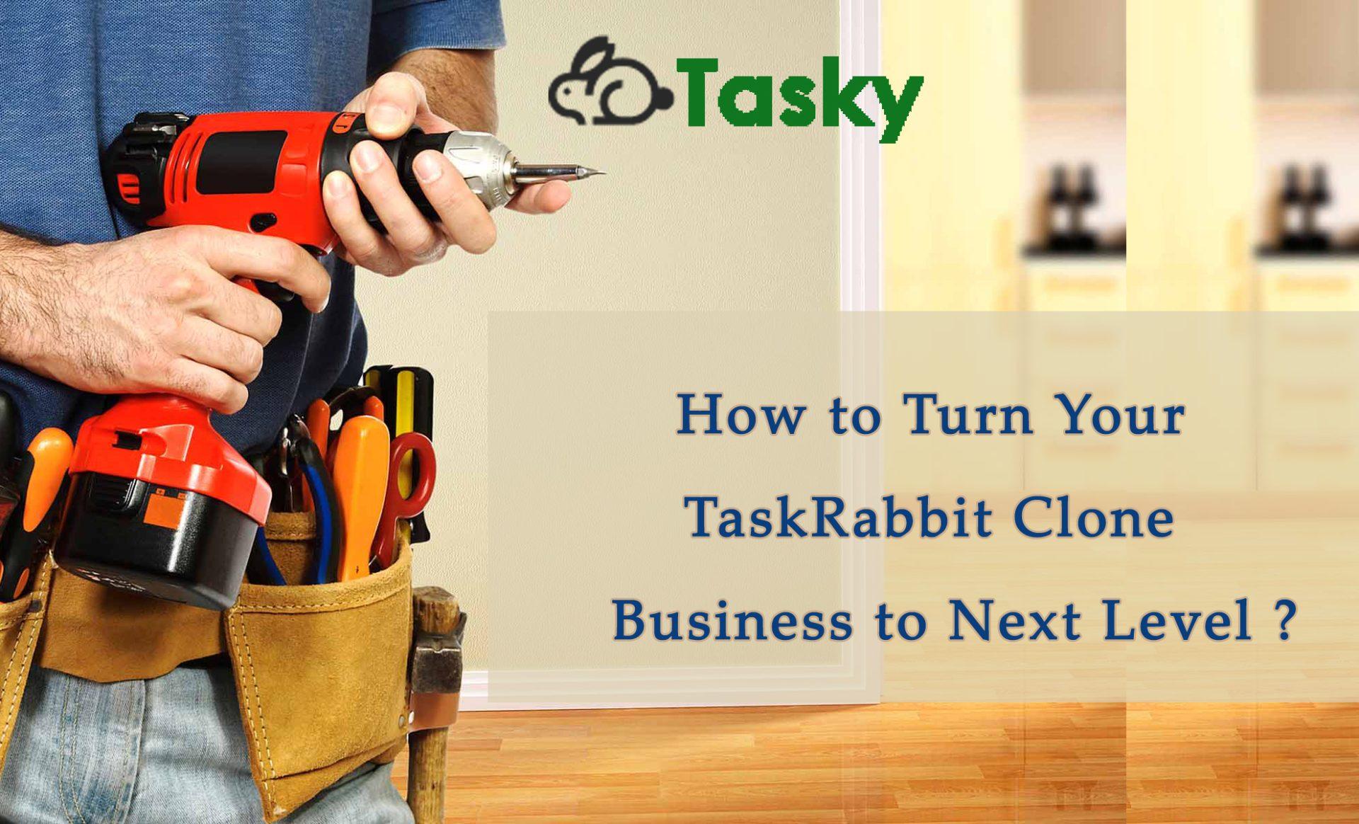 taskrabbit app clone