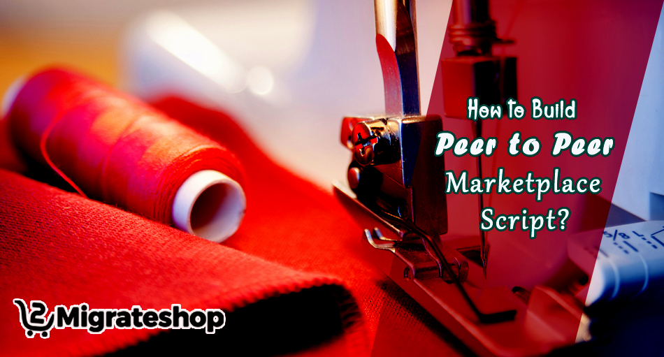 peer to peer marketplace script
