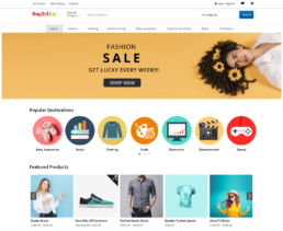 Multi vendor marketplace wordpress theme - buy2ebay