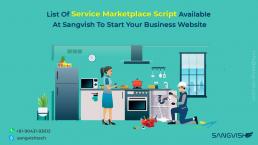 Service Marketplace Script