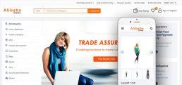 Alibaba Clone Script - Business Pro