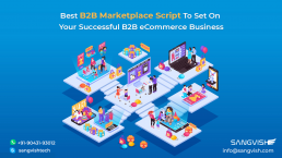 Best B2B Marketplace Script To Set On Your Successful B2B eCommerce Business