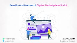 Benefits And Features of Digital Marketplace Script