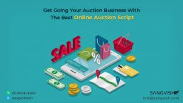 Get Going Your Auction Business With The Best Online Auction Script