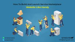 How To Build And Launch Service Marketplace Website Like Handy