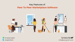 Key Features of Peer To Peer Marketplace Software