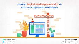 Leading Digital Marketplace Script To Start Your Digital Sell Marketplace