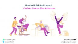 How to Build And Launch Online Stores like Amazon