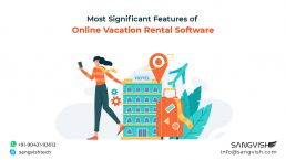 Most Significant Features of Online Vacation Rental Software