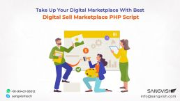 Take Up Your Digital Marketplace With Best Digital Sell Marketplace PHP Script