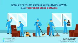 Taskrabbit Clone Software