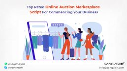 Top Rated Online Auction Marketplace Script For Commencing Your Business