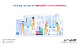 Working Process of Taskrabbit Clone Software
