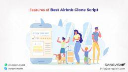 Features of Best Airbnb Clone Script