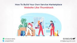 How To Build Your Own Service Marketplace Website Like Thumbtack