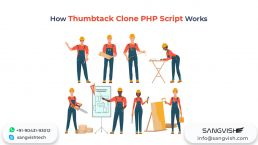 How Thumbtack Clone PHP Script Works